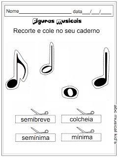 ALFABETIZAÇÃO E MUSICALIZAÇÃO INFANTIL: Atividades para o ensino de Música