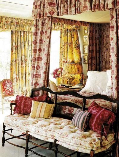 Red Luxury Bedrooms 1015 best bedrooms images on pinterest   bedrooms, cottage