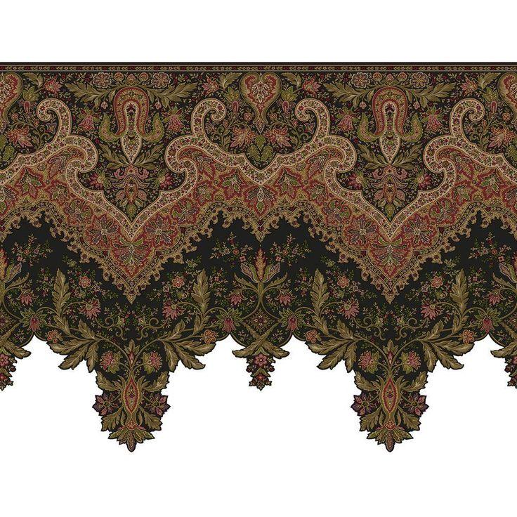 Wallpaper The Wallpaper Company Wallpaper Borders 20.5 In