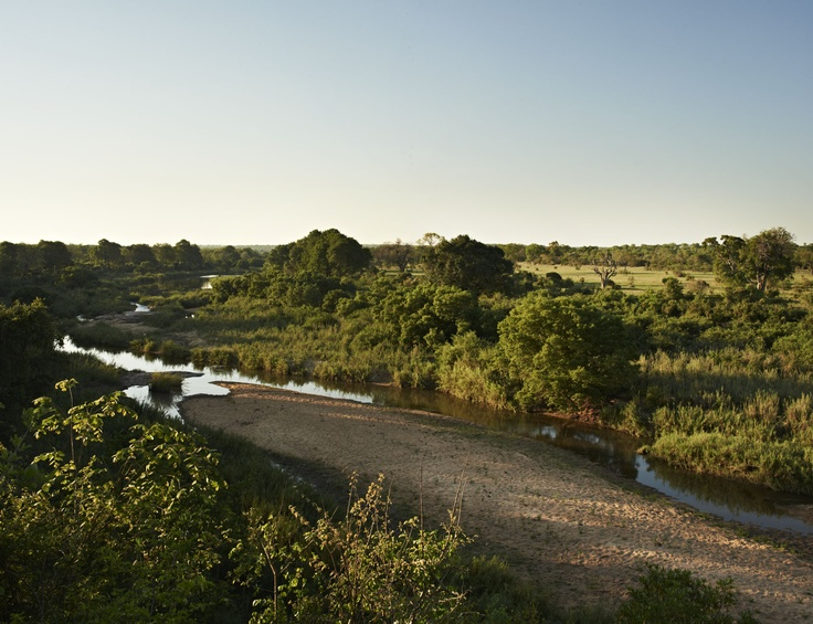 The Sand River - Singita Boulders Lodge