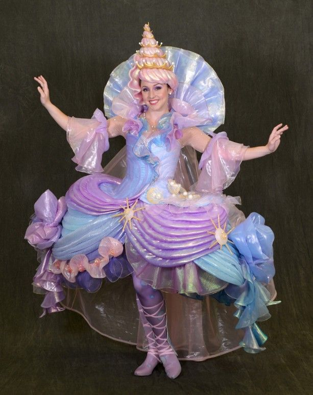 Disney Festival of Fantasy details: the parade to begin in March! Check out some of the parade costumes.