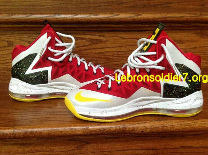 Hot Online Nike LeBron 10s P.S. Elite MVP