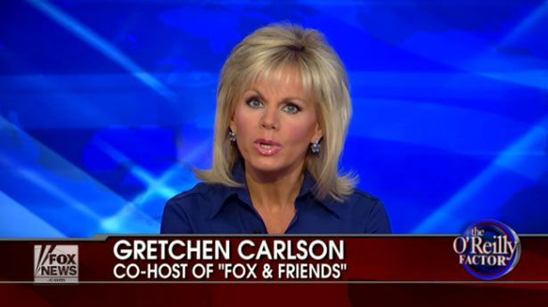 Gretchen Carlson gets shut down after calling LGBT rights and climate change 'distractions' | The Raw Story