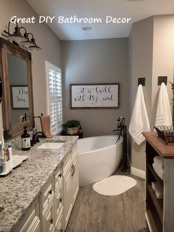14 Very Creative DIY Ideas For the Bathroom 1 | Homes in
