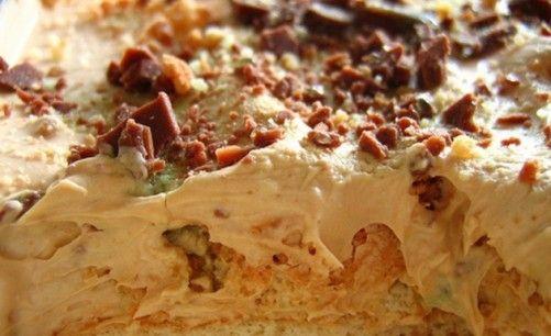 Peppermint Crisp Tart | Your South African Shop