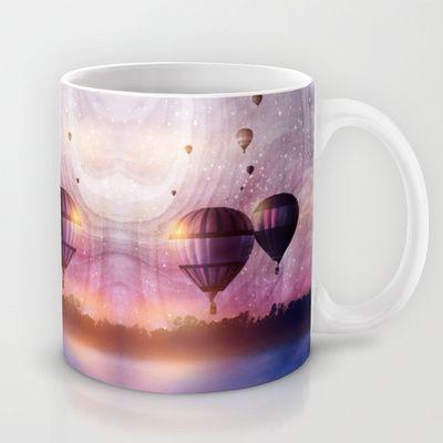 So Far so Close Mug by Viviana Gonzalez - $15.00