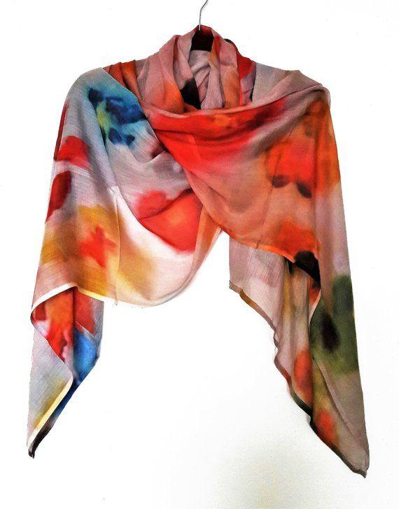 Women/'s Vest,Abstract Kimono Top Coffe color Bohemian Original Bride  Art Cover Up Shawl Kimono Jacket  Wrap Women/'s fall Fashion