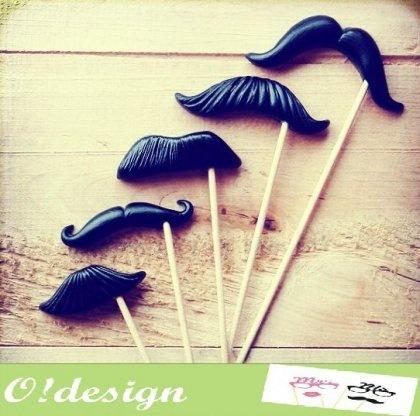 mustache wąsy