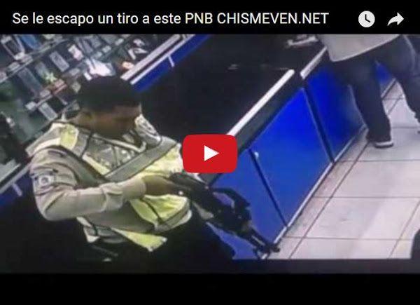 A un PNB se le escapó un tiro dentro de una tienda  http://www.facebook.com/pages/p/584631925064466