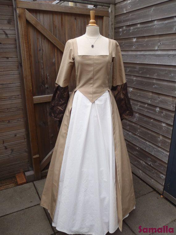 Unique Fantasy Dress by SamallaNL on Etsy, €199.00