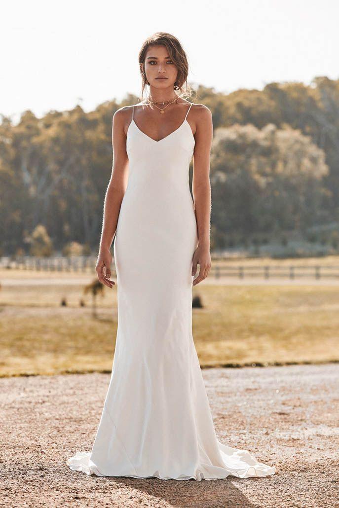 219437ae758b3 Winter in 2019 | 2019 Tahoe Wedding | Wedding dresses, Wedding party ...