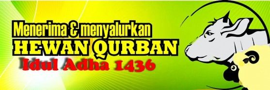 03 - Banner Spanduk Hari Raya Qurban Iedul Adha 1436 H 2015m