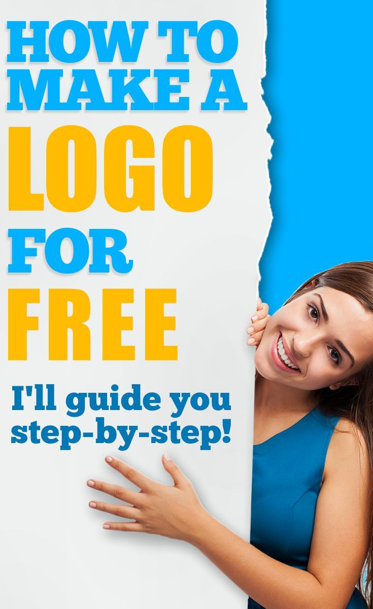 How to Make a Logo for Free: A Step by Step Guide. You need a logo to complete the brand for your business. Learn to create a logo for your website, blog, email, marketing campaigns and social media.