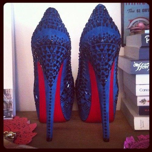 Atractivos zapatos de fiesta de 15 años   Moda 2014