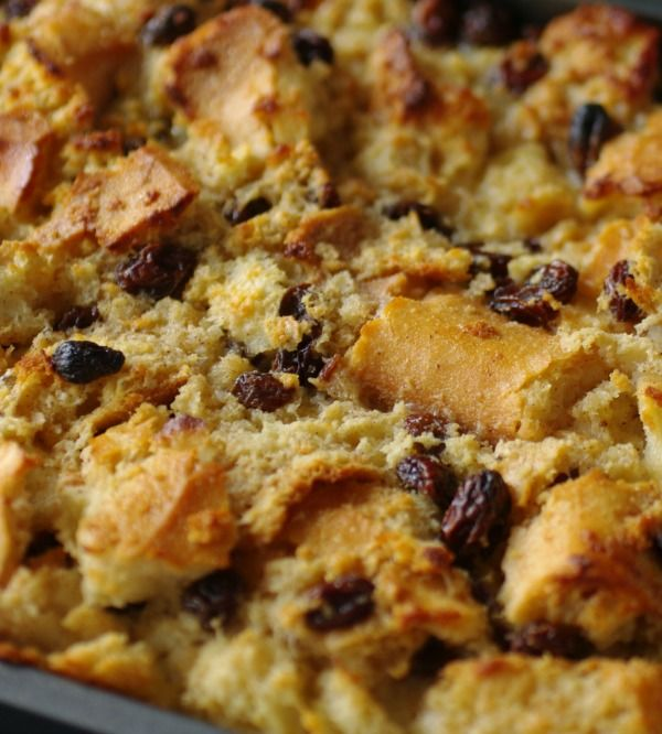 Bread Pudding with Whiskey Sauce | Recipe | Bread puddings, Recipes ...
