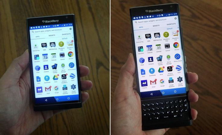 BlackBerry Priv: A Sweet Android Phone with a Slider Keyboard