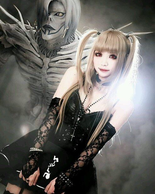 Rem and misa amane death note #rem#misa#amane#misaamane#deathnote#deathnotecosplay#misacosplay#deathnotemisa#otaku#manga#mangcosplay#anime#animecosplay#weeaboo#cosplay
