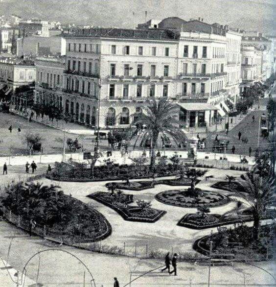 Πλατεια Ομονοιας 1903