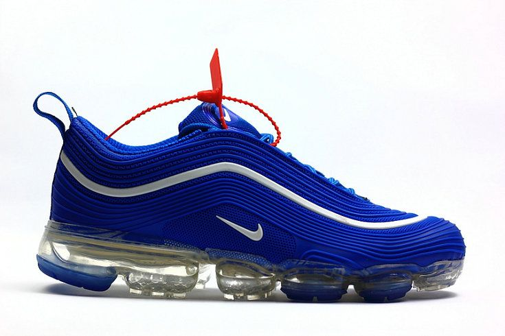 2019 的 Real New 2018 Nike Air Max 97 VaporMax KPU Blue