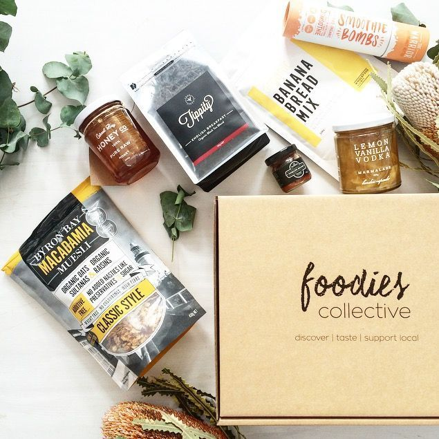 Tadahhhhh....we can finally reveal the contents of the April 'Rise & Shine' Discovery Box.  ✔️ @byronbaymuesli - Classic Style - Wholesome & delicious goodness in a bowl  ✔️@careel_bay_honey_co - Pure Raw Honey flown & grown on Sydney's Northern Beaches  ✔️ @larderandspade - Lemon, Vodka & Vanilla marmalade from Gippsland, Victoria  ✔️@wholefoodsociety - Banana Bread baking mix- created by wholefood guru @nadiafelsch  ✔...