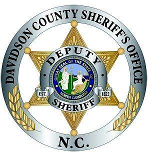 Davidson county Sheriff NC