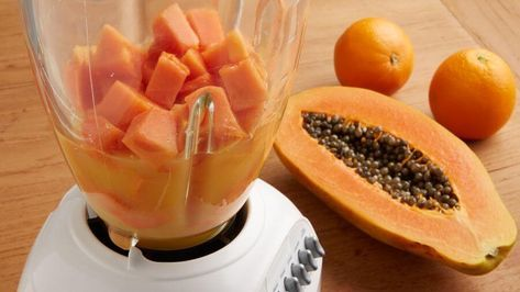 The+Unbelievable+Oatmeal+And+Papaya+Drink:+Deflate+Your+Belly,+Cleanse+The+Colon+And+Lose+Weight+Immensely!