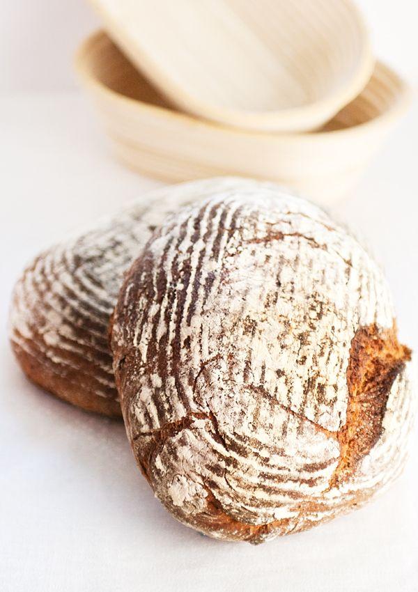 Skållat rågbröd | Från sött till salt