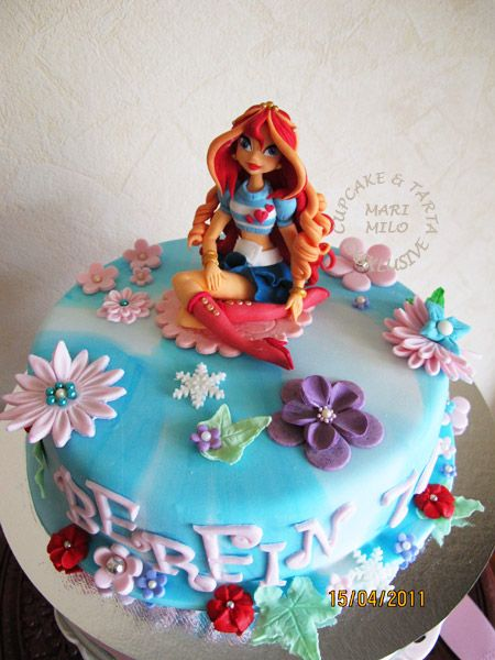 winx cakes - Google Search