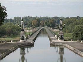 Montargis et le pont-canal de Briare (45) - Rando77