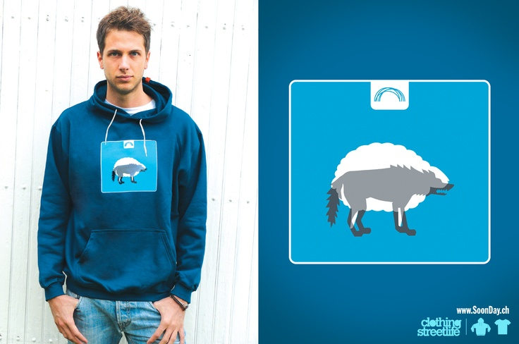 Wolf or Sheep  ::  www.SoonDay.ch