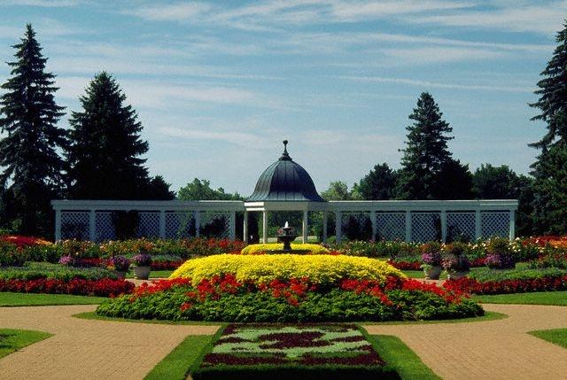 Niagara Park Botanical Gardens Niagara Falls Ontario