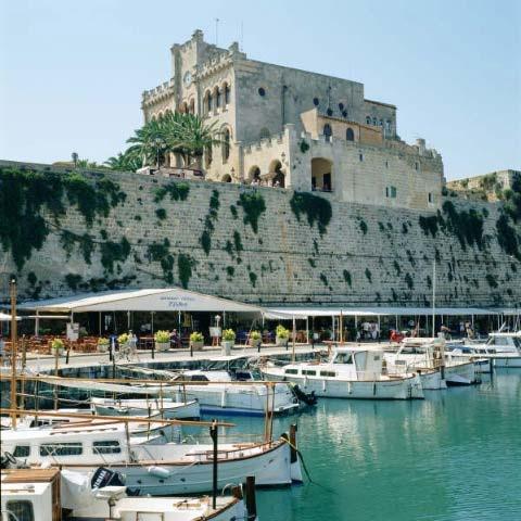 Ciutadella Menorca.