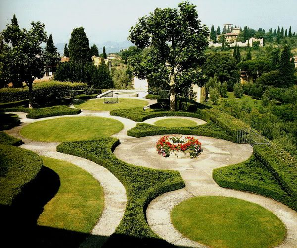 25 best images about pietro porcinai on pinterest for Landscape villa design