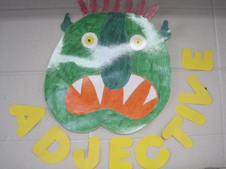 Classroom Mascot Ideas ~ Classroom magic grammar mascots and activity free