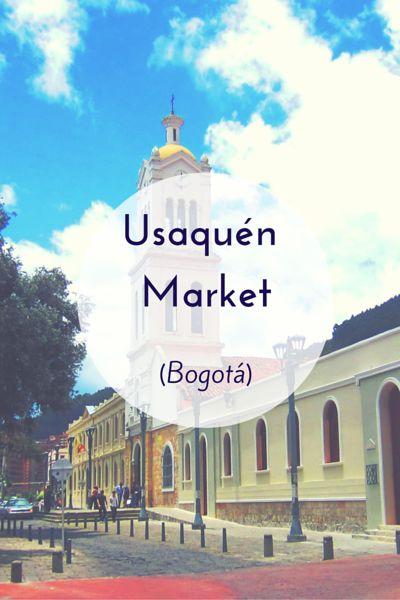 Bogotá's Usaquén Market
