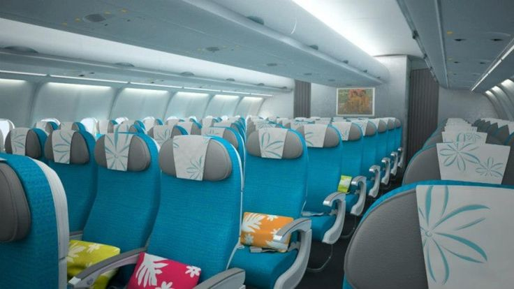 Air Tahiti Nui airlines upgrades planes