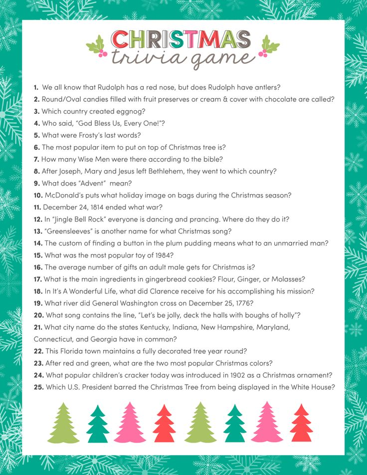 Best 25+ Christmas trivia games ideas on Pinterest | Fun christmas ...
