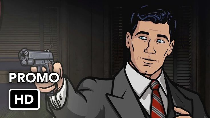 Archer season 8: new trailer confirms April 5th premiere   Den of Geek