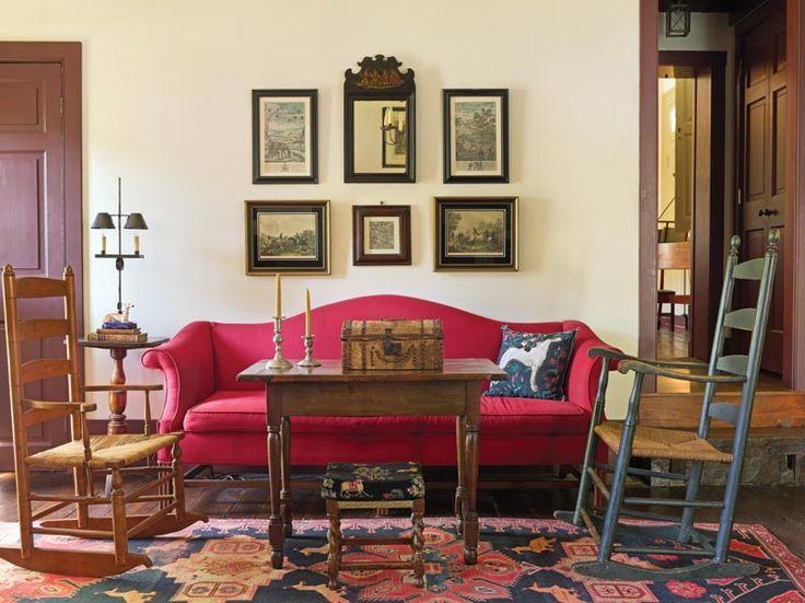 2179 best colonial main living rooms and decor images on pinterest prim decor primitive decor. Black Bedroom Furniture Sets. Home Design Ideas