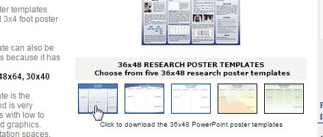 posterpresentations com templates - best 25 powerpoint poster template ideas on pinterest