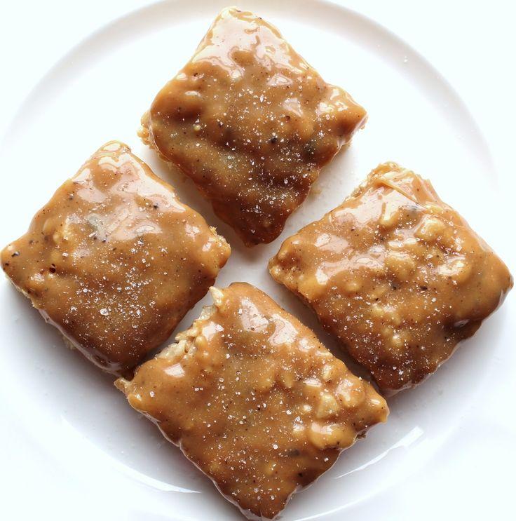 Hey, Mom! What's For Dinner?: Sea Salt Caramel Rice Krispy Treats