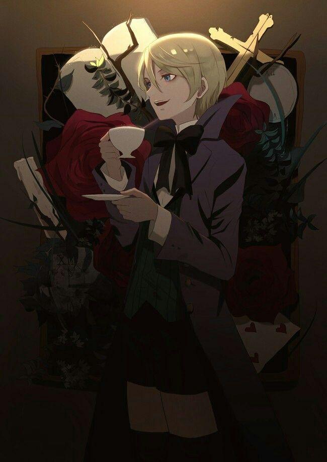 Black butler, Kuroshitsuji, Alois Trancy