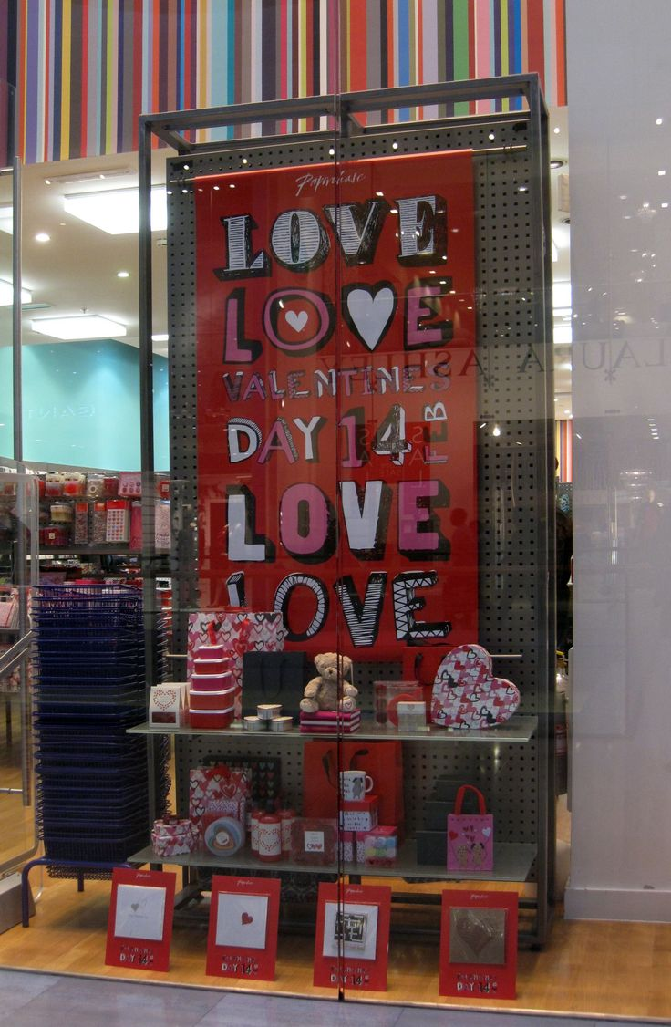 33 Best Shop Window Ideas Valentines Day Images On