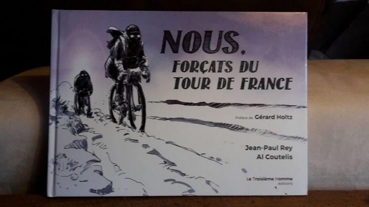 les forçats du tour de france - © Vélo101 Toute reproduction, même partielle, sans autorisation, est strictement interdite.