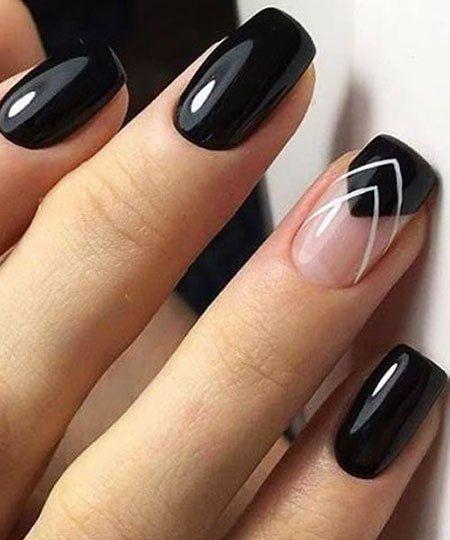 40 Nageldesigns 2018, Nail Maniküre Nails Polish, Nageldesign #Frisur #H … – Madame Frisuren