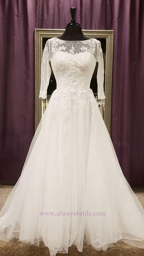 David S Bridal Wg3742 Always A Bride Wedding Consignment Grafton