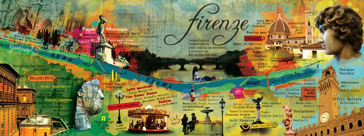Favorite Firenze, Italy by Ranjini Chatterjee