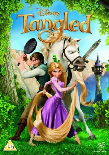 """Tangled"" - I have heard great things about this; I really want to see it! I don't like Mandy Moore or her voice, but I do love Zachary Levi! :)"