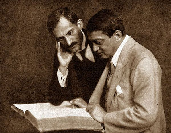 Ady Endre és Babits Mihály