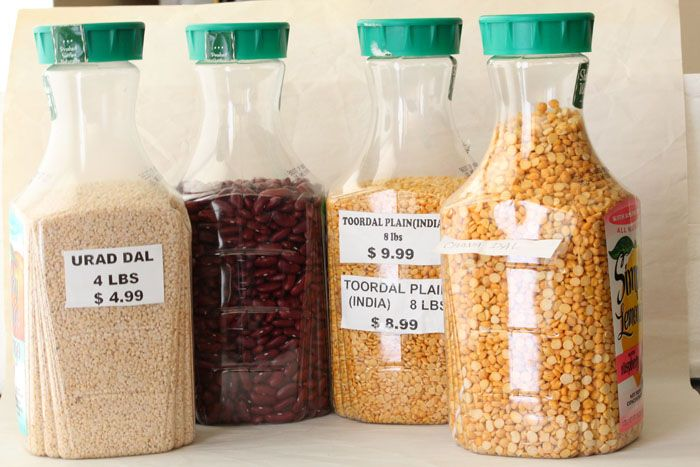 DIY Tutorial - upcycle Plastic Juice Bottles into Food Storage Containers... very smart!